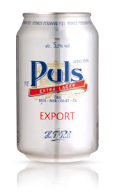 Puls Extra Lager Export